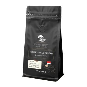 Terra Single Origin Serisi Endonezya Kahvesi