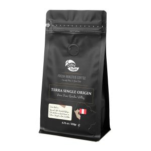 Terra Single Origin Serisi Peru Kahvesi