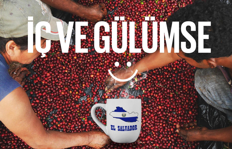 El Salvador Yöresel Kahve