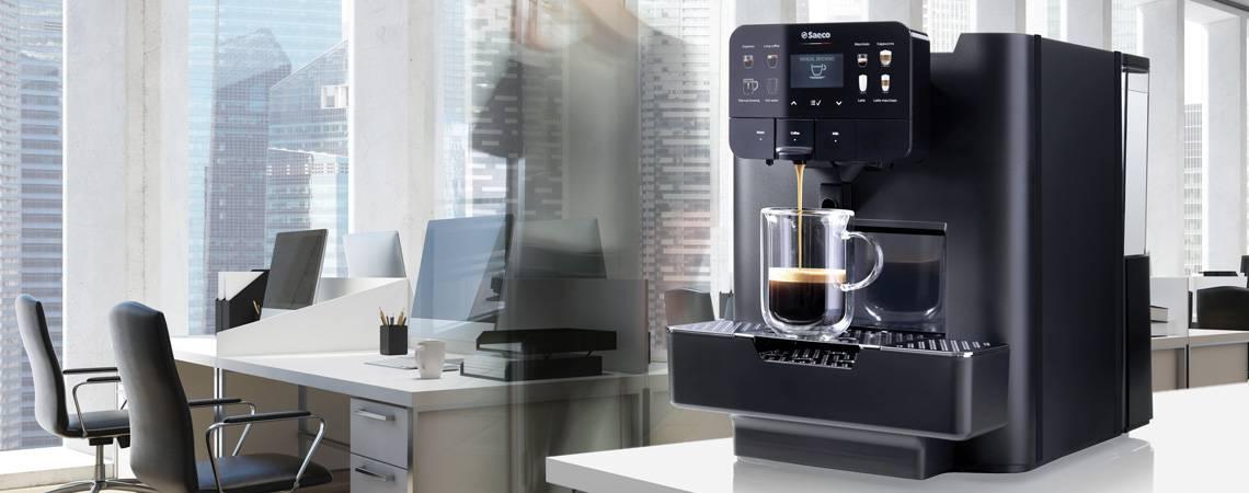Ofiste kahve makinesi